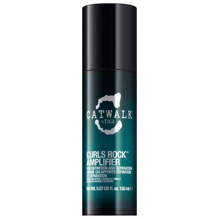 TIGI Catwalk Curls Rock Amplifier Cream фото