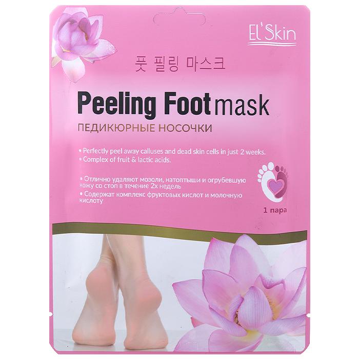 Elskin Peeling Foot Mask фото