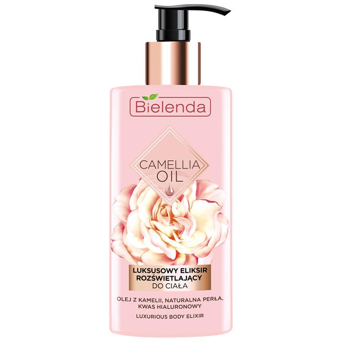 Bielenda Camellia Oil Body Elixir фото