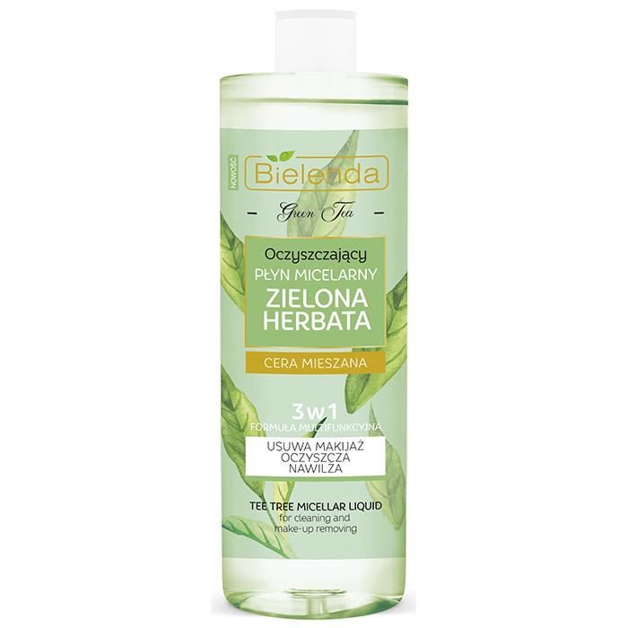 Мицеллярная вода Bielenda очищающая мицеллярная вода Зеленый чай