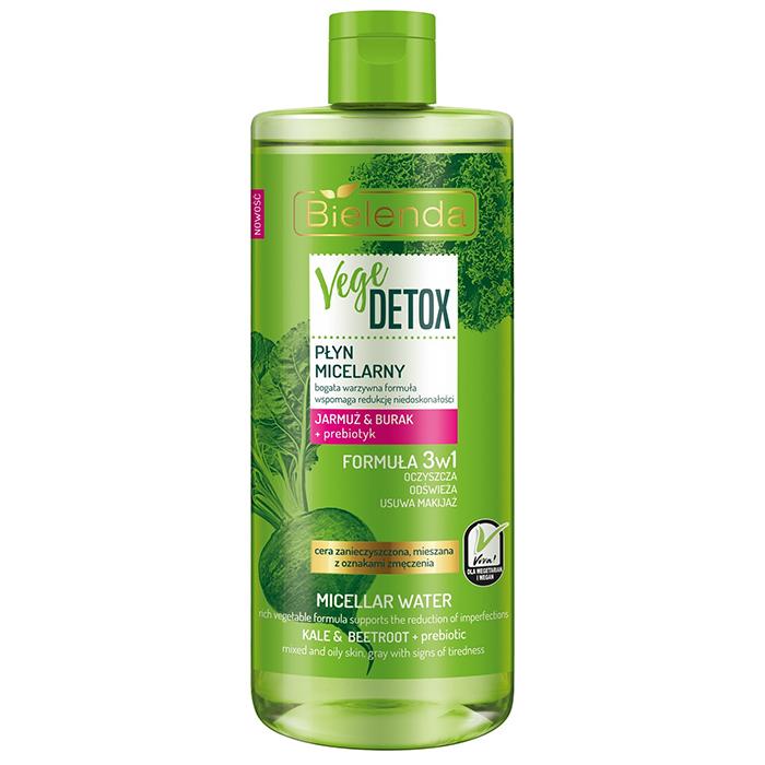 Bielenda Vege Detox Micellar Water