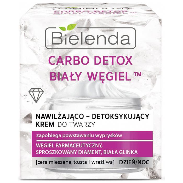 Bielenda Carbo Detox Cream фото