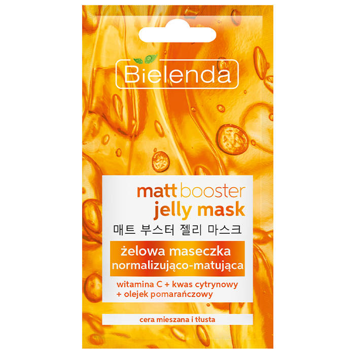 Bielenda Matt Booster Jelly Mask фото