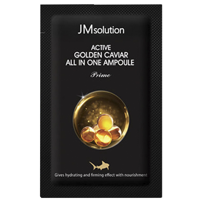 JMsolution Active Golden Caviar All In One Ampoule Prime фото