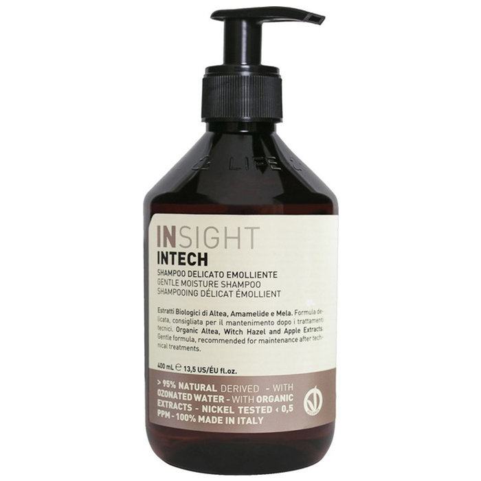 Insight Intech Gentle Moisture Shampoo фото