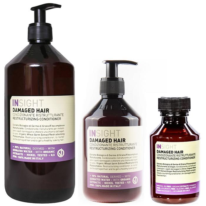 Insight Damaged Hair Conditioner фото