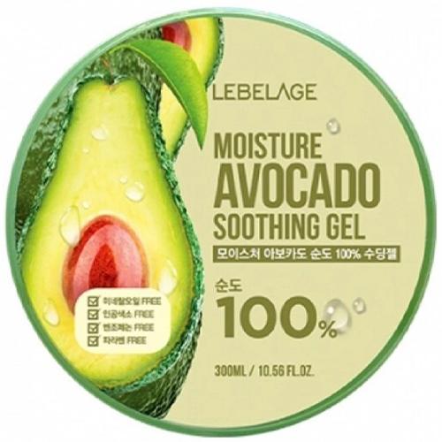 Lebelage Soothing Gel Moisture Avocado