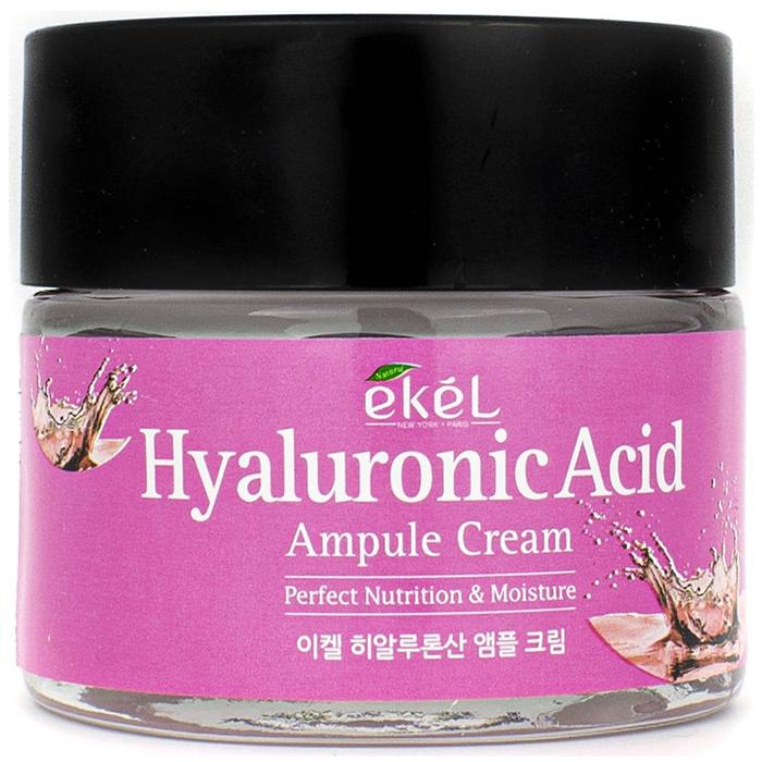 Ekel Ampule Cream Hyaluronic Acid фото