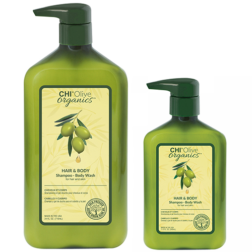 Chi Olive Organics Hair And Body Shampoo фото