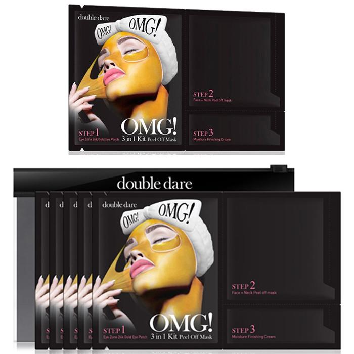 Double Dare Omg In Kit PeelOff Mask фото