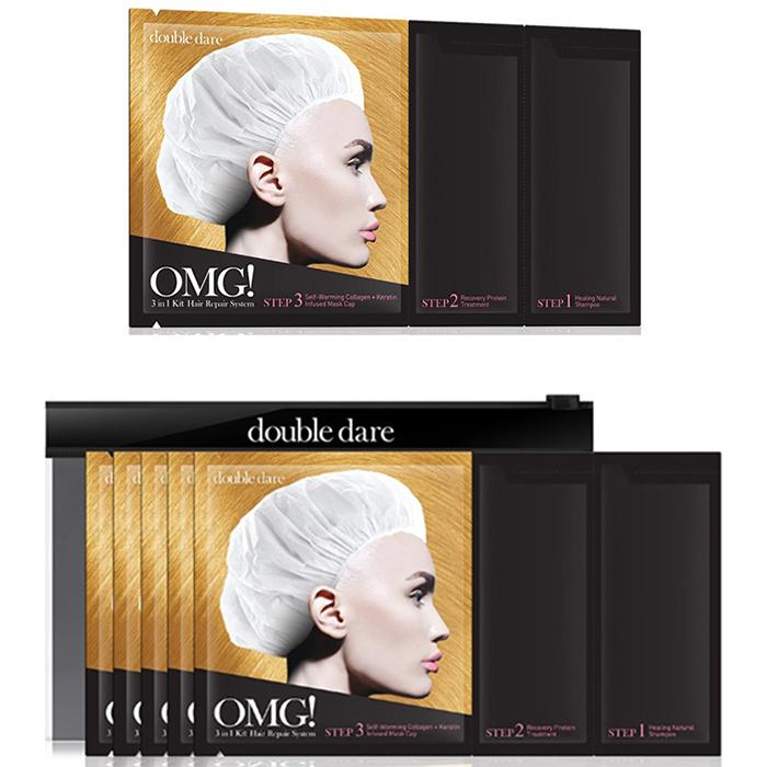 Double Dare Omg  In  Kit Hair Repair System