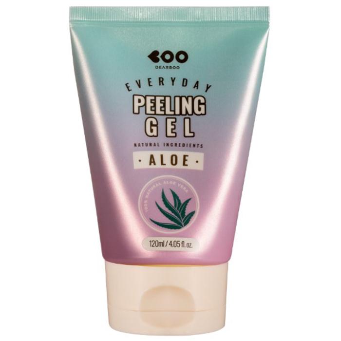 Dearboo Aloe Peeling Gel фото