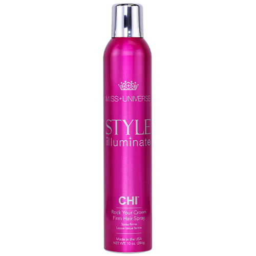 Chi Miss Universe Style Illuminate Hair Spray фото