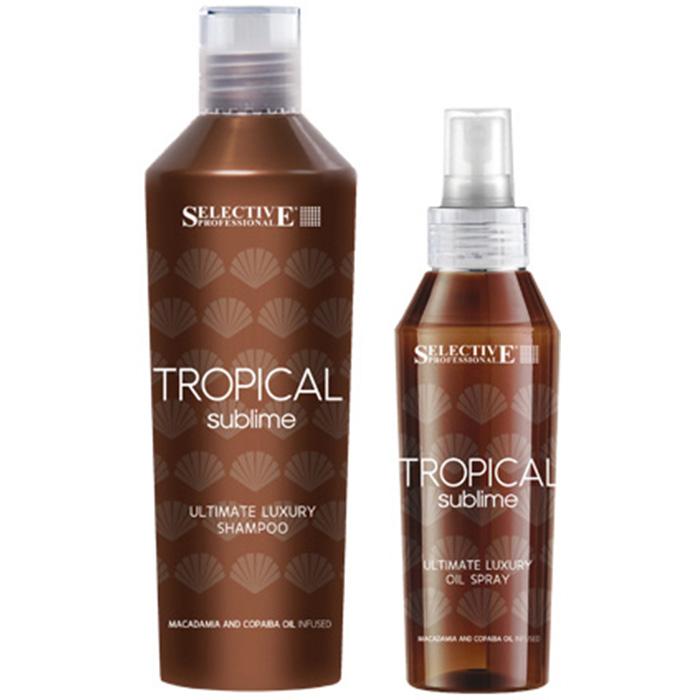 Selective Professional Tropical Sublime Set фото