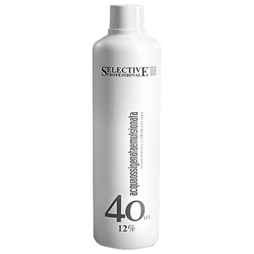 Selective Professional Oligomineral Acqua Ossigenata Emulsionata фото