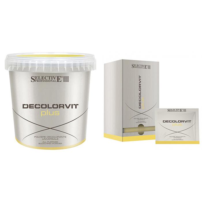 Selective Professional Decolor Vit Plus Bleaching Powder фото