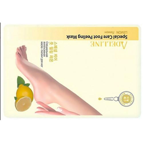 Adelline Foot Mask Lemon