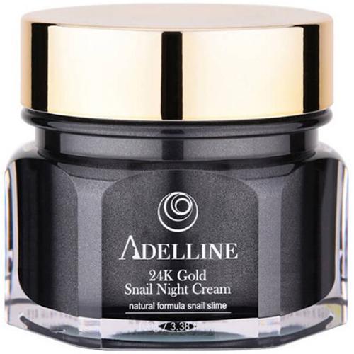 Adelline K Gold Snail Night Cream фото