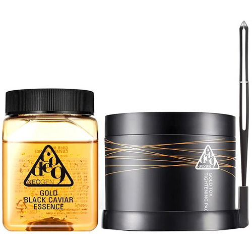 Neogen Caviar Essence And Gold Tox Tightening Pack Kit фото