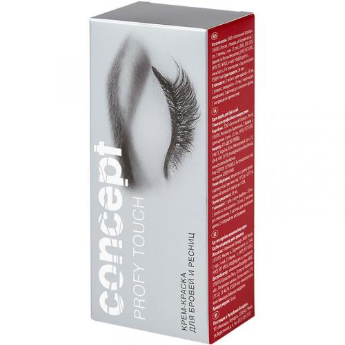 Concept Brows And Lashes Color Cream фото