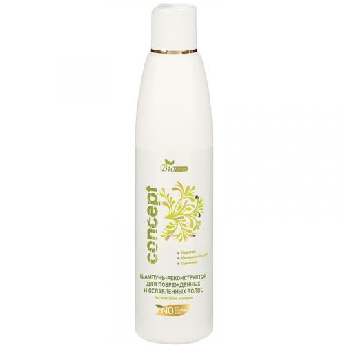 Купить Concept Reconstructor Shampoo for Damaged Hair