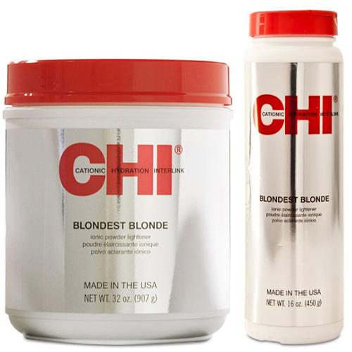 Chi Blondest Blonde Lightener Powder фото