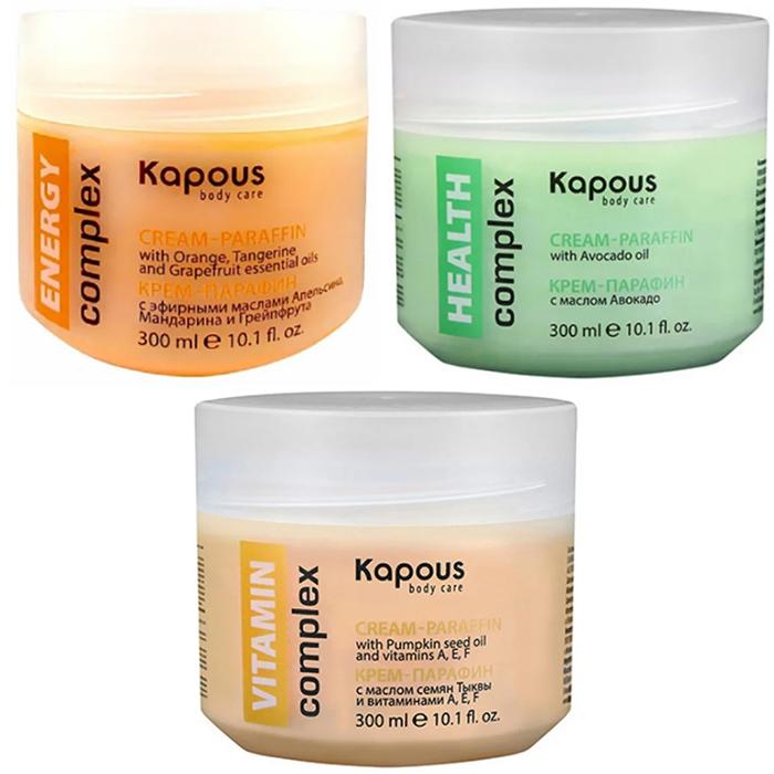 Kapous Cream Paraffin