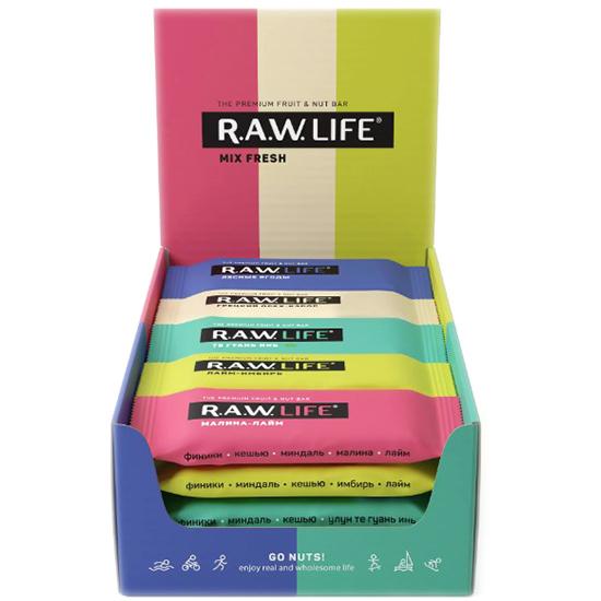 Купить RAW Life Mix Fresh, R.A.W. Life