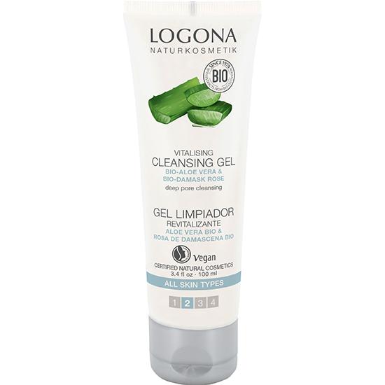Logona Vitalising Cleansing Gel