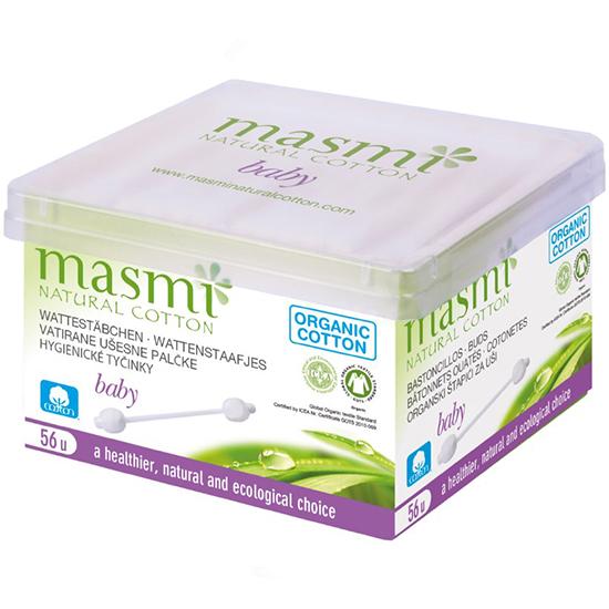 Masmi Natural Cotton Kids Hygiene Sticks