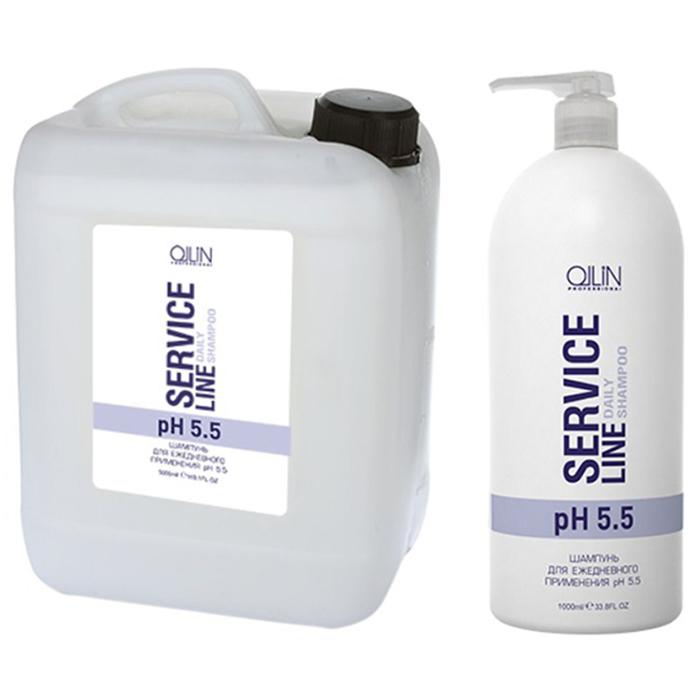 Ollin Professional Service Line Daily Shampoo фото