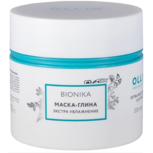 Ollin Professional BioNika Extra Moisture Clay Mask