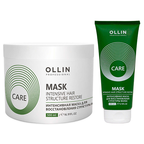 Ollin Professional Care Intensive Hair Structure Restore