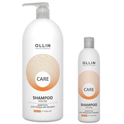 Ollin Professional Care Volume Shampoo