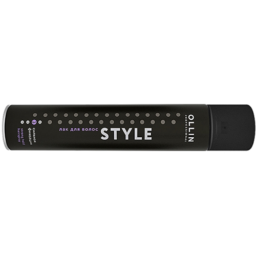 Купить Ollin Professional Style Strong Hold Hair Spray