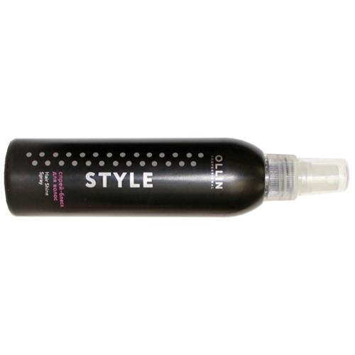 Купить Ollin Professional Style Hair Shine Spray