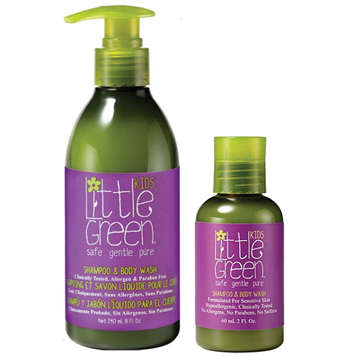 Купить Little Green Shampoo And Body Wash