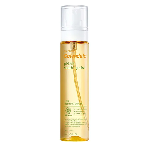 Missha SuNhada Calendula pH Balancing and Soothing Mist