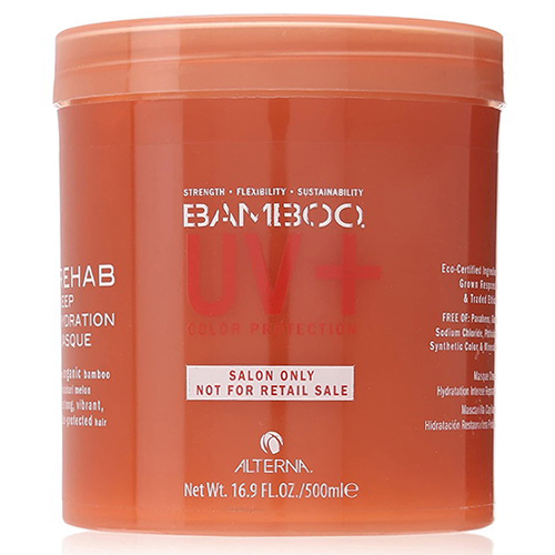 Купить Alterna Bamboo UV Color Protection Rehab Deep Hydration Masque