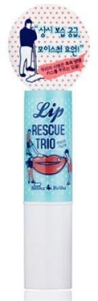 Holika Holika Lip Rescue Trio Moisture Lip Balm
