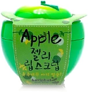 Baviphat Urban Dollkiss Apple Jelly Lip Scrub фото
