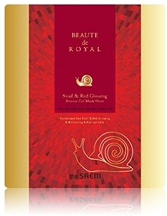 The Saem Snail Beaute de Royal  Snail