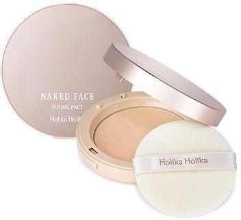 Holika Holika Naked Face Fixing Pact фото