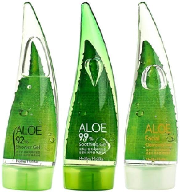 Holika Holika Jeju Aloe Face and Body Care