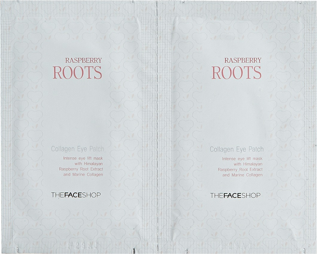 The Face Shop Collagen Raspberry Roots Eye Patch
