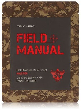 Tony Moly Field Manual Mask Sheet
