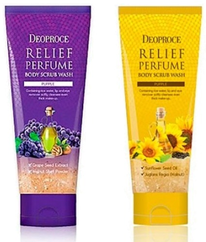 Deoproce Relief Perfume Body Scrubwash