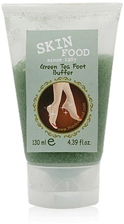Skinfood Green Tea Foot Buffer