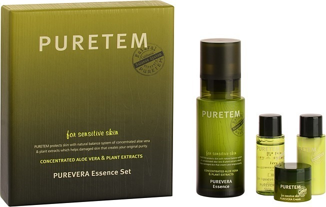 Welcos Puretem Purevera Essence Set фото