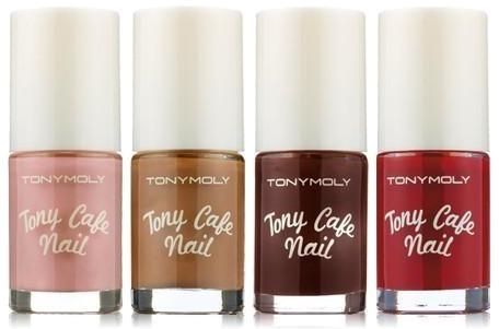Tony Moly Tony Caf Nail фото